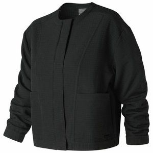 New Balance Women's Cropped Cocoon Jacket